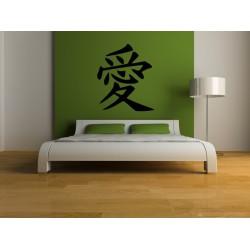 Čínsky znak ,, LÁSKA ,,