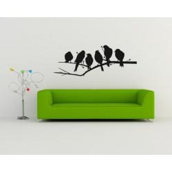 Vtáci na konári