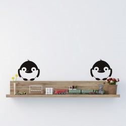 Vrabčeky - 3 kusy