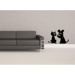 Mačka a pes 2