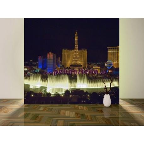 Fototapeta - Nočné Las Vegas