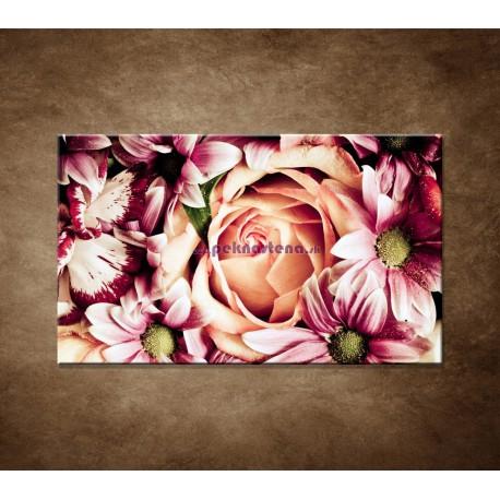 Obraz na stenu - Kytica kvetov