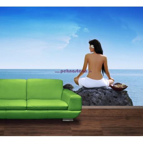 Fototapety - Relax pri mori