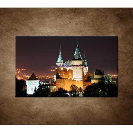 Obraz na stenu - Bojnický zámok