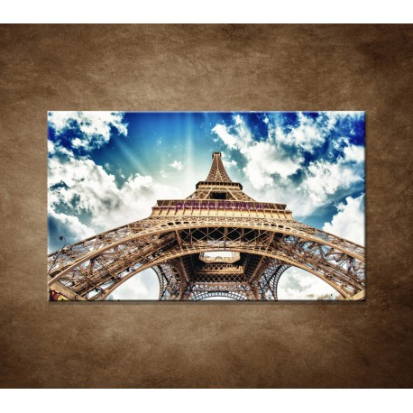 Obraz na stenu - Eifelova veža zdola