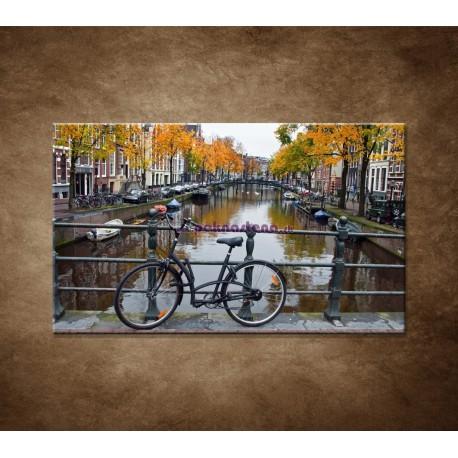 Obraz na stenu - Jeseň v Holandsku