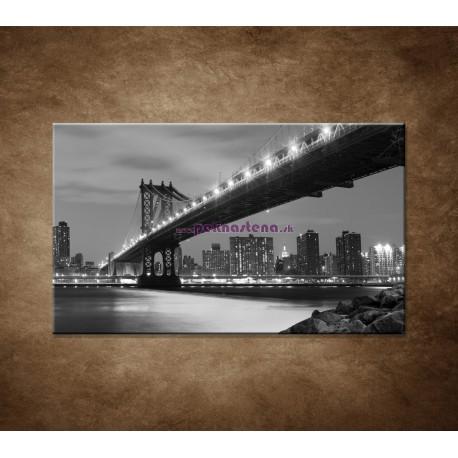 Obraz na stenu - Manhattanský most