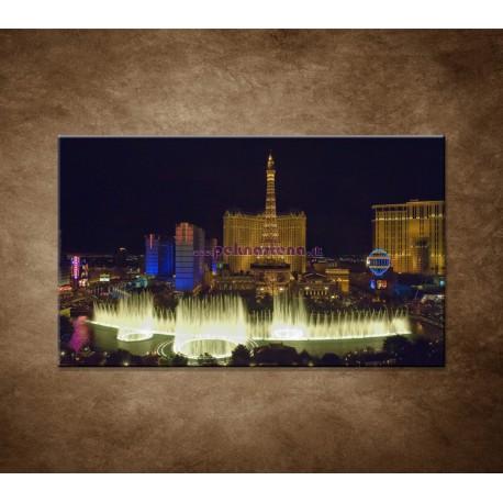 Obraz na stenu - Nočné Las Vegas