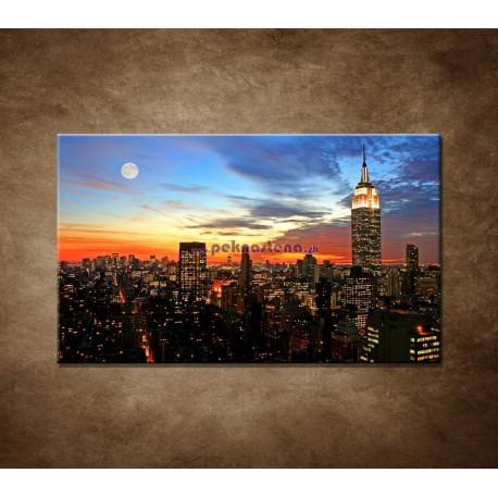 Obraz na stenu - Nočný New York