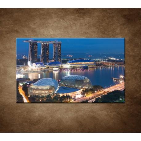 Obraz na stenu - Singapur