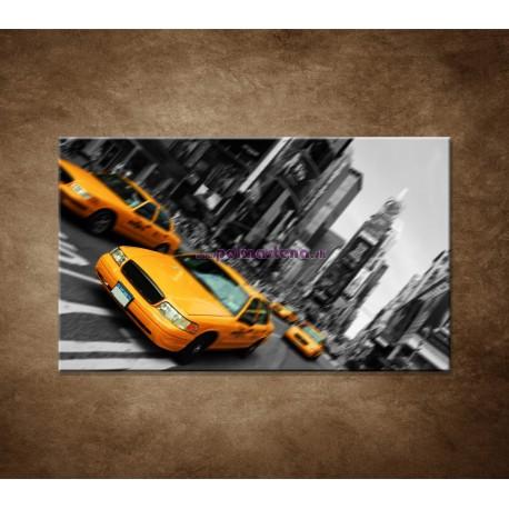 Obraz na stenu - Taxi v New Yorku