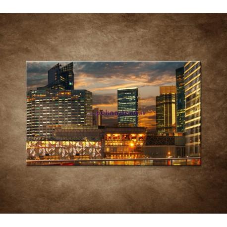 Obraz na stenu - Výhľad v Shanghaii