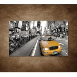 Žltý taxík
