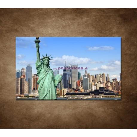 Obraz na stenu - New York - panoráma