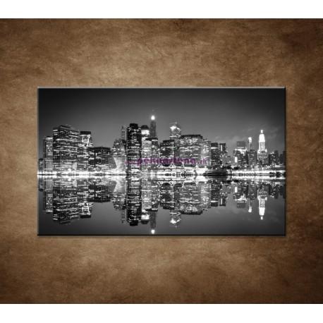 Obraz na stenu - New York v noci