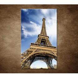 Pohľad na Eifelovu vežu