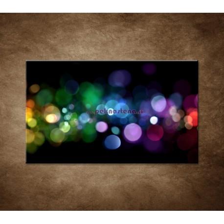 Obrazy na stenu - Abstraktné svetlá