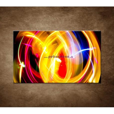 Obrazy na stenu - Disco svetlo