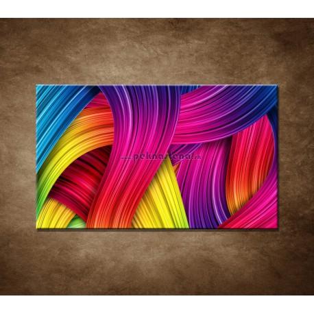 Obrazy na stenu - Farebné pozadie