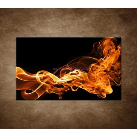 Obrazy na stenu - Oheň a dym