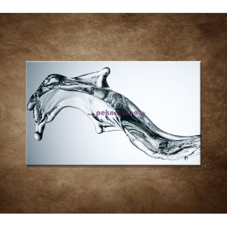 Obrazy na stenu - Tečúca voda