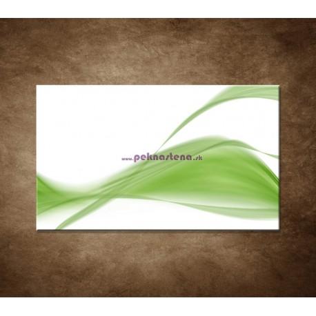 Obrazy na stenu - Zelený dym
