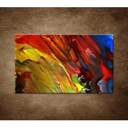 Obrazy na stenu - Zmes farieb