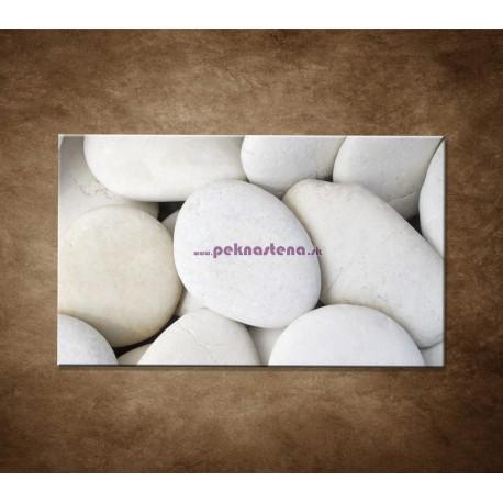 Obrazy na stenu - Biele kamene