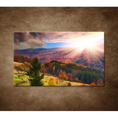 Obrazy na stenu - Farebná jeseň