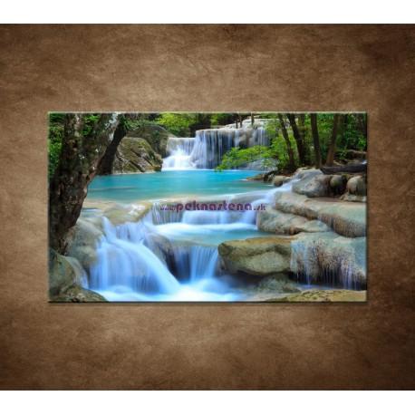 Obrazy na stenu - Horský potok