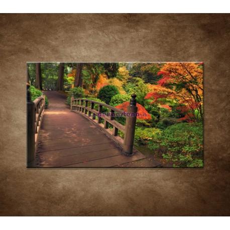 Obrazy na stenu - Jesenný park