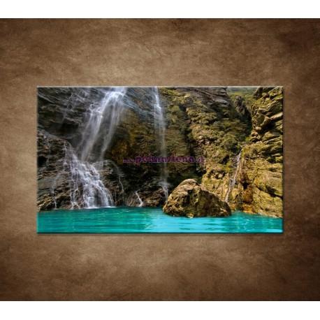 Obrazy na stenu - Prírodný vodopád