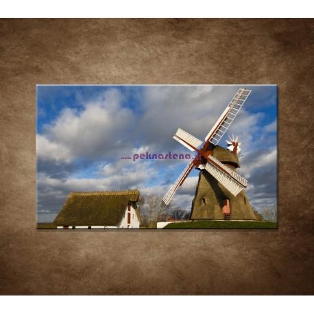 Obrazy na stenu - Veterný mlyn