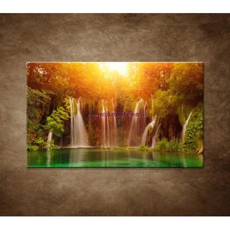 Obrazy na stenu - Vodopád 3