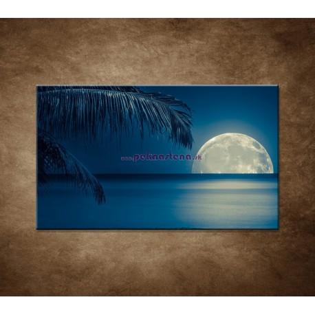 Obrazy na stenu - More v noci