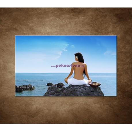 Obrazy na stenu - Relax pri mori