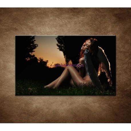 Obrazy na stenu - Anjel