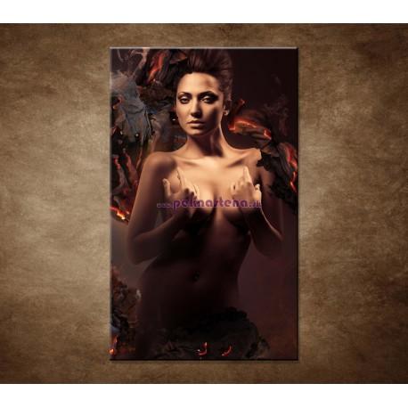 Obrazy na stenu - Sexi žena