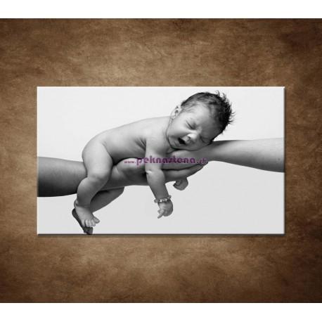 Obrazy na stenu - Dieťatko