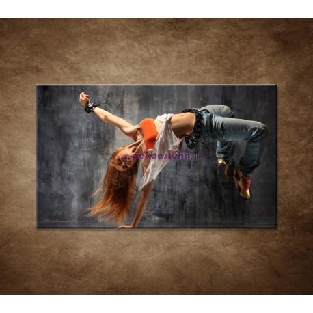 Obrazy na stenu - Tanečnica