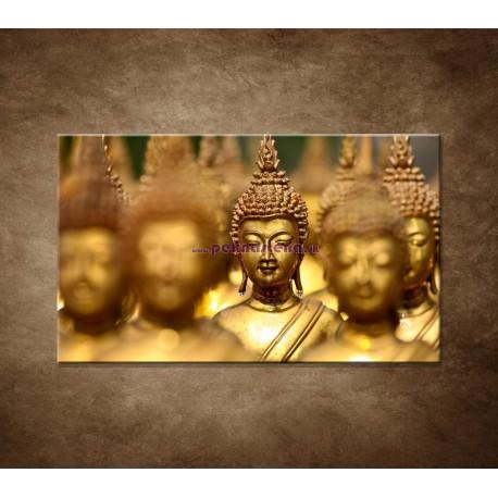 Obrazy na stenu - Soška Budhu