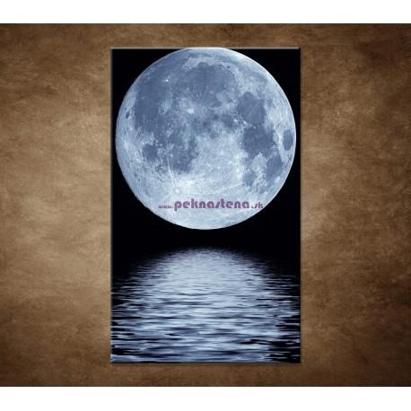 Obrazy na stenu - Mesiac nad hladinou
