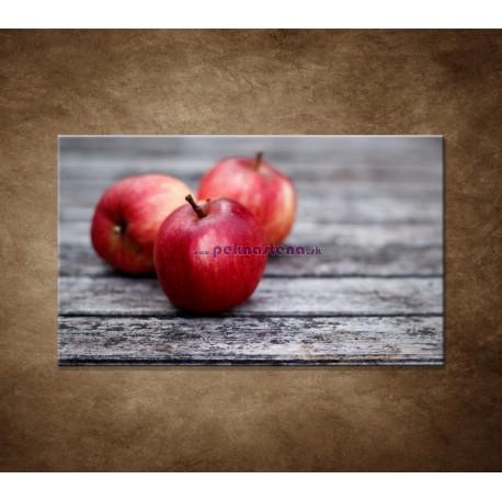 Obrazy na stenu - Červené jablká