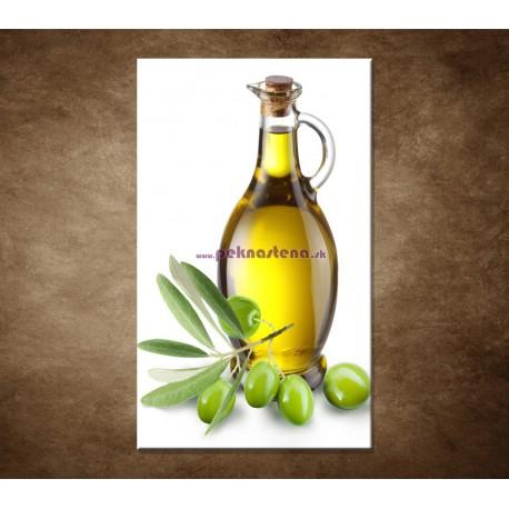 Obrazy na stenu - Olivový olej