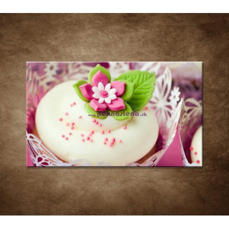 Obrazy na stenu - Svadobný koláčik