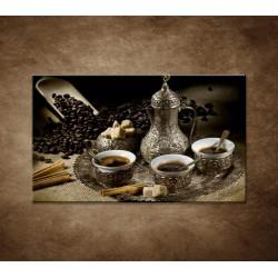 Obraz - Kanvica kávy