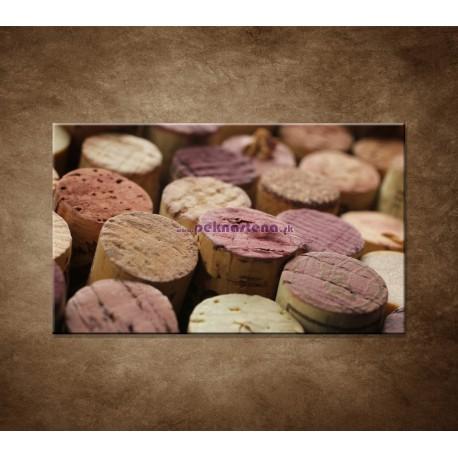 Obrazy na stenu - Korky od vína