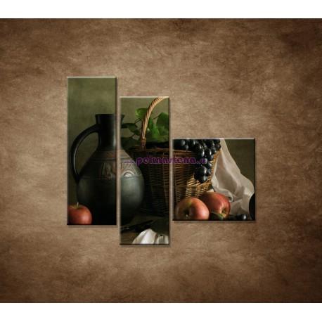 Obrazy na stenu - Zátišie - 3dielny 110x90cm