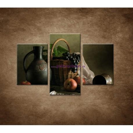 Obrazy na stenu - Zátišie - 3dielny 90x60cm